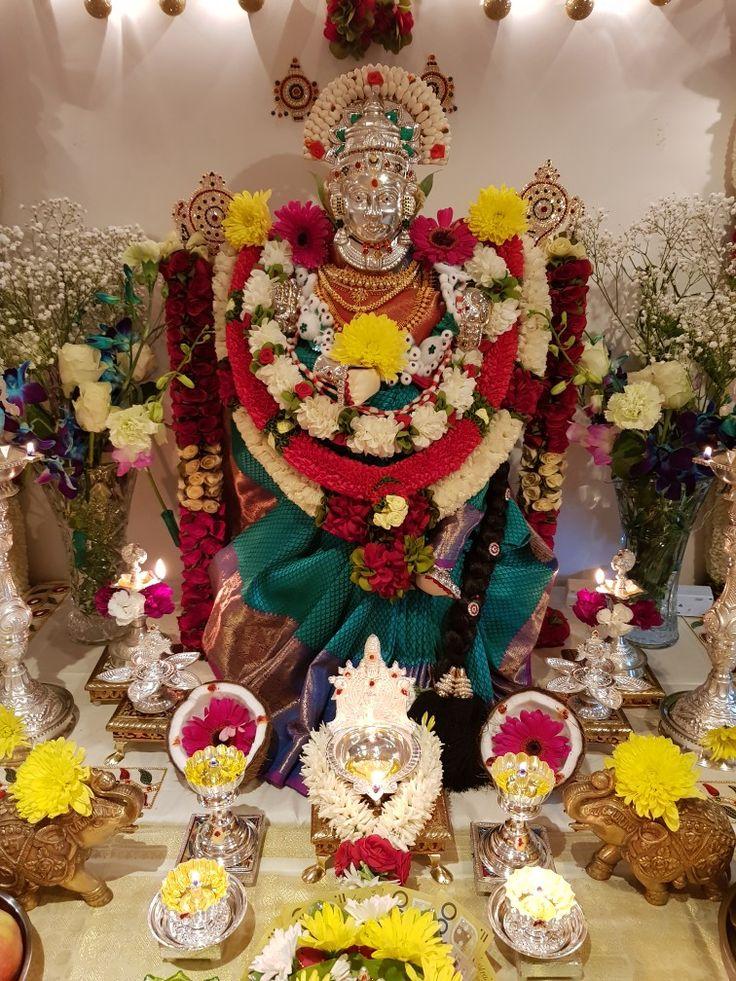 Varamahalakshmi Festival 2018 At My Sweet Home