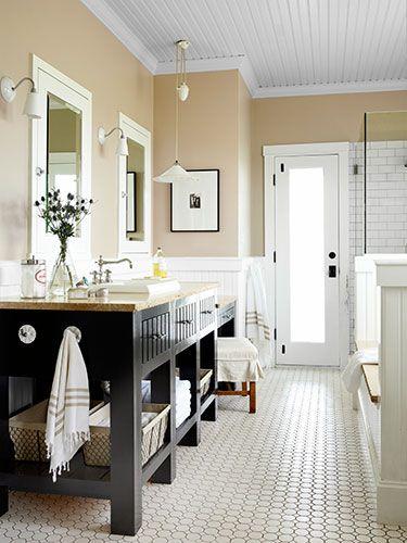 love these floor tiles