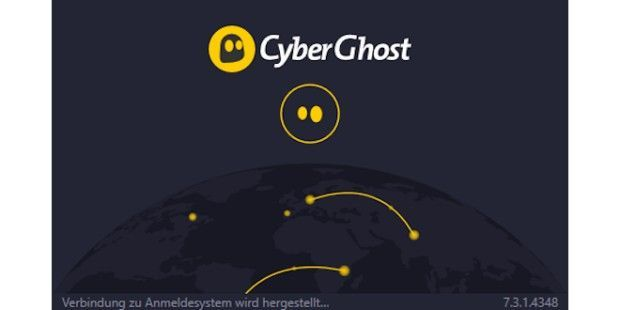 Cyberghost Vpn Im Kurztest Vpn Internet Vpn 3 Month Browse The Internet Through Vpn Vpn Vpnnetwork Bestvpn Cyberghost Vp Best Vpn Life Internet