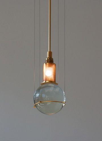 Pendant Lamp: Günter Leuchtmann
