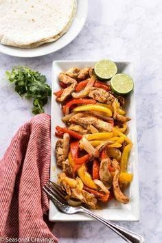 Sheet Pan Chicken Fa Sheet Pan Chicken Fajitas: Whole Food Meal...  Sheet Pan Chicken Fa Sheet Pan Chicken Fajitas: Whole Food Meal Plan from Seasonal Cravings - Rainbow Delicious Recipe : http://ift.tt/1hGiZgA And @ItsNutella  http://ift.tt/2v8iUYW