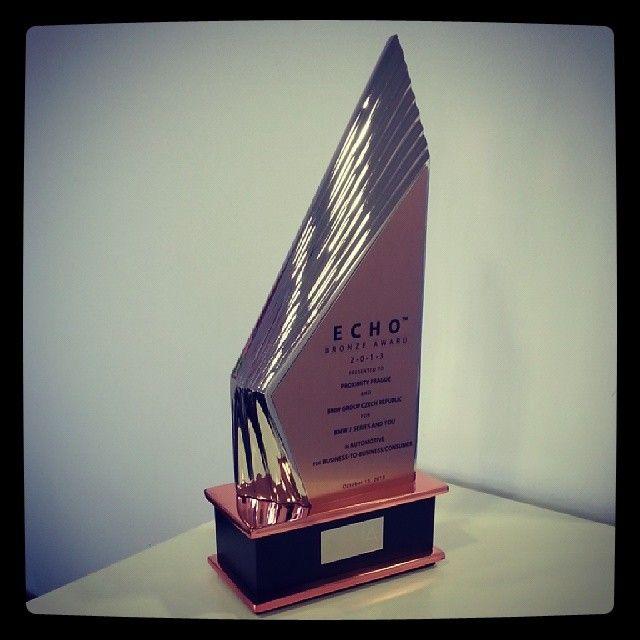 Další přírůstek do sbírky :) #echo bronz
