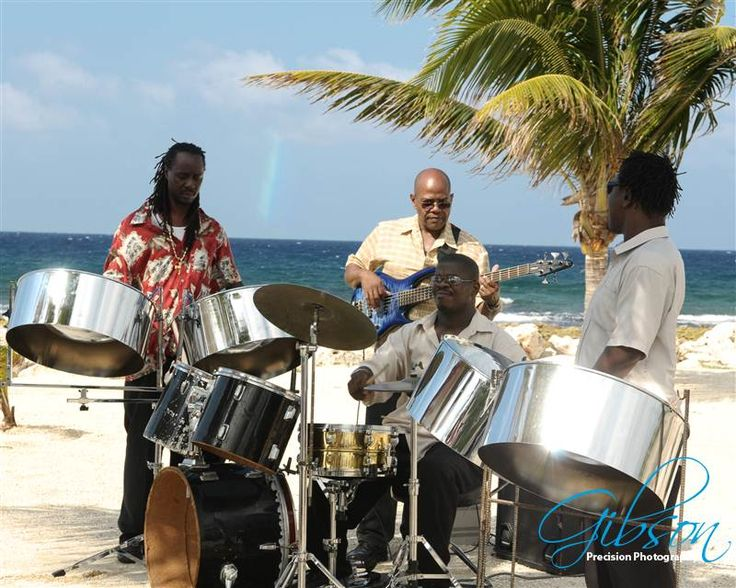 Destination Wedding in Jamaica wouldn't be complete with a fabulous calypso band!