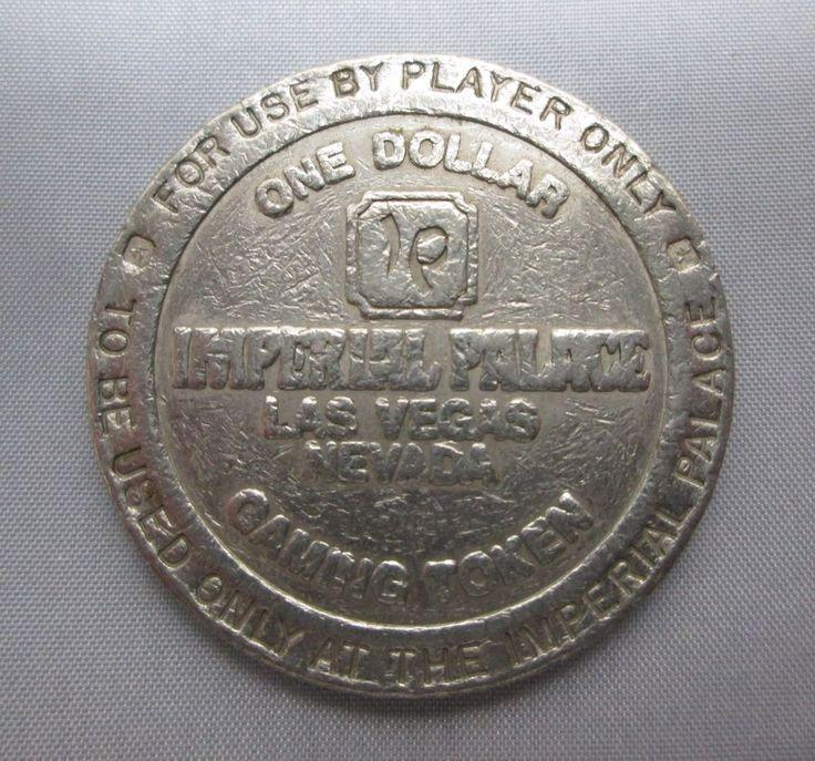 Imperial Palace Las Vegas $1 Token/Coin
