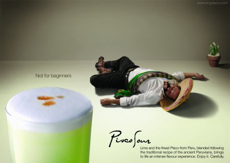 Pisco sour!!  Sounds very interesting....  I must try...