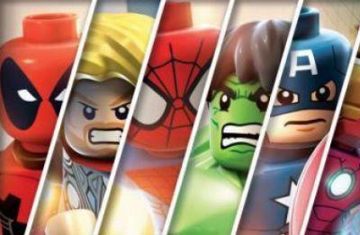 Vem aí o novo game LEGO Marvel Super Heroes!
