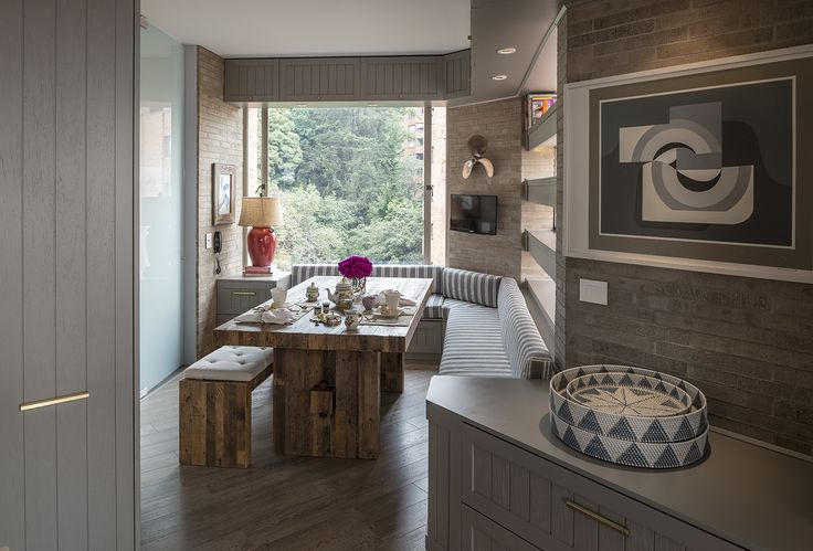 El nuevo estilo clásico en decoración de apartamentos