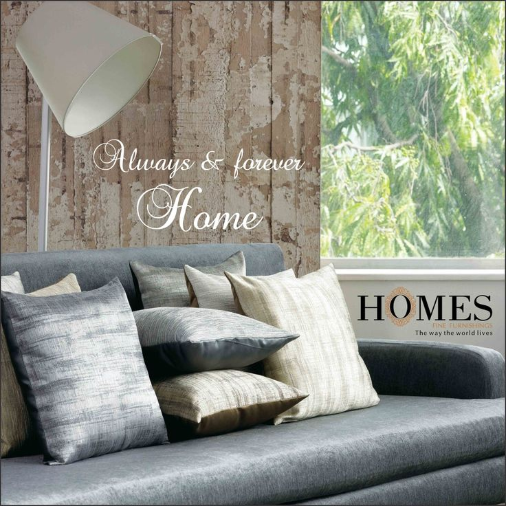 Home, a real comfort! #QuoteOfTheDay #Comfort #HomeSweetHome #Furnishings #Homes #HomesFurnishings #HomeQuotes
