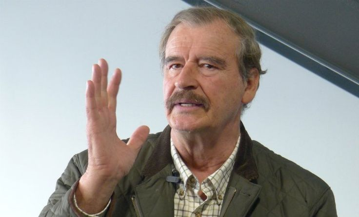 Vicente Fox a Delcy Rodríguez: ¿Te vas a llenar o ya te llenaste las manos de sangre? - http://wp.me/p7GFvM-HQt
