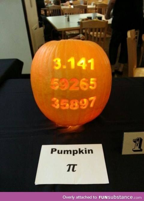 The Scariest Pumpkin for Math Majors and Engineering Students http://www.viralpx.com/2015/11/the-scariest-pumpkin-for-math-majors.html?ref=fp | http://www.Viralpx.com