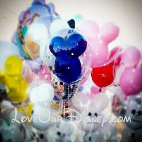 Love Our Disney: 5 Reasons to Buy a Disney Balloon