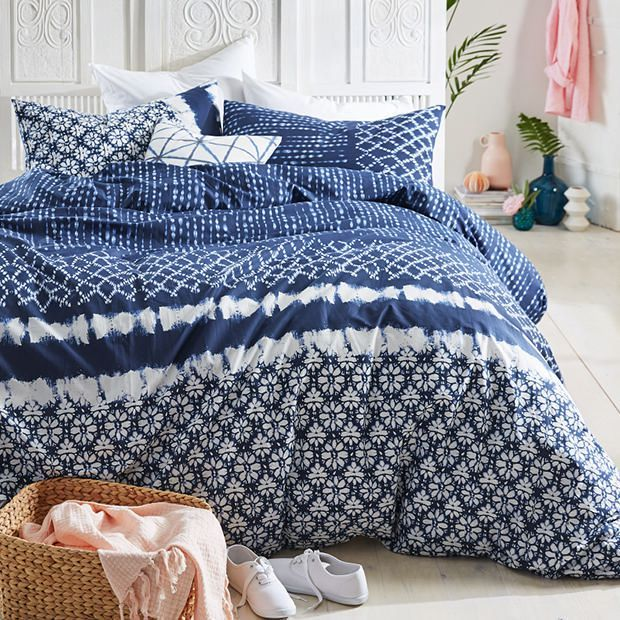 Eclipse Quilt Cover Set I Need Navy Blue Quilt Cover To Match