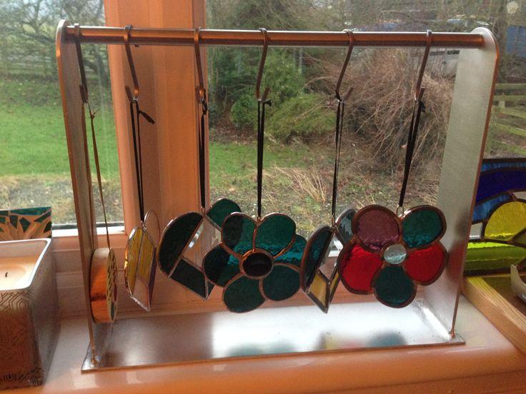 Suncatchers stained glass
