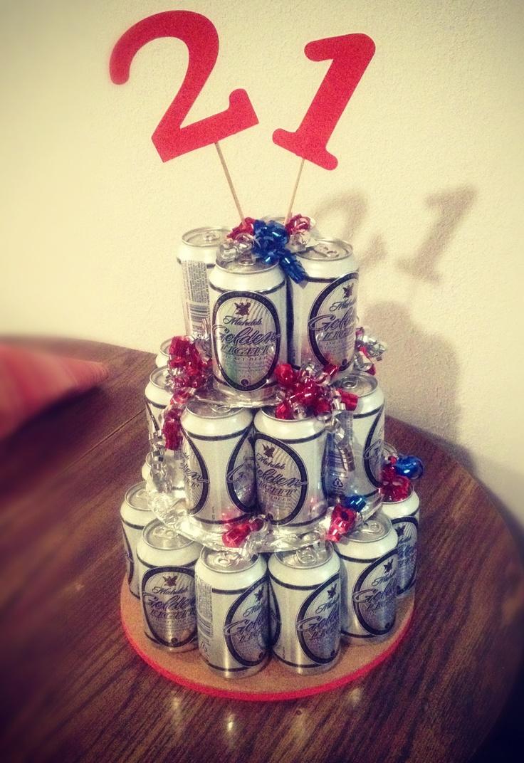 Creative Cake Ideas For Boyfriend : 25+ best ideas about Men birthday presents on Pinterest ...