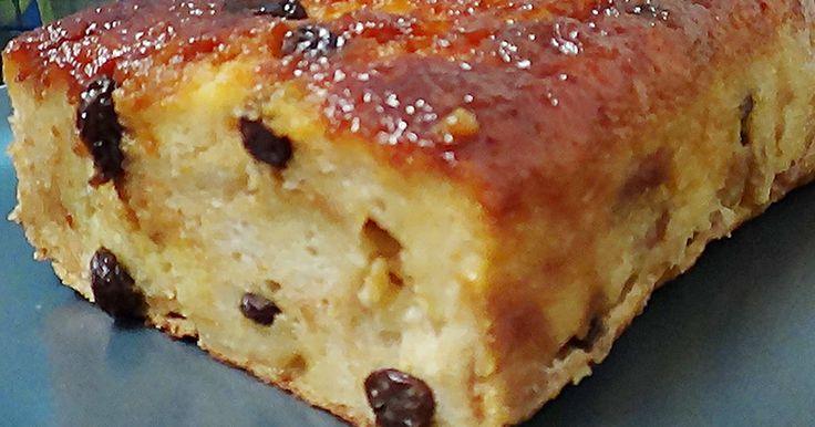 Fabulosa receta para Budín, Pudín o torta de pan . Si te ha sobrado pan, no lo tires, esta torta es ideal para utilizarlo, ademas lo puedes servir con helado o con dulce de leche que es riquiiiisimo!!! es una receta que siempre hacía en Argentina , pero ahora en España no dejo nunca de hacerlo, espero que te guste!!