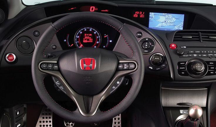 TKO Design. Civic interior collaboration with Honda Europe.
