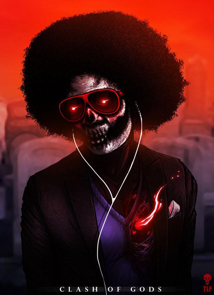 BARON SAMEDI - Clash of Gods by The-Last-Phantom on DeviantArt