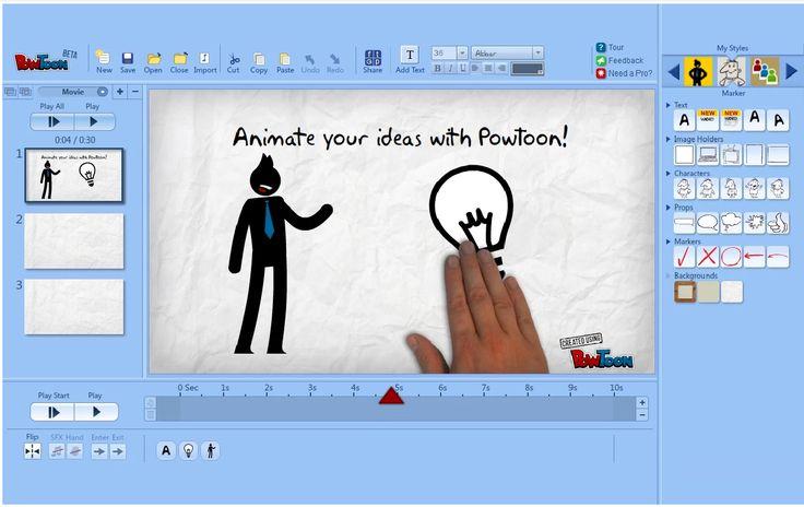 Uma ferramenta muito útil para criar vídeos animados Educacional na movimentação ~ Google Tecnologia Educacional e Mobile Learning