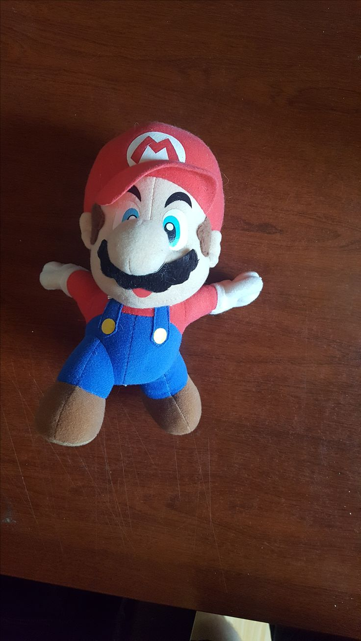 Very cute Super Mario toy for sale. Only $3.69+shipping