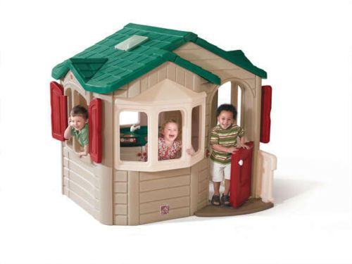 WELCOME HOME PLAYHOUSE - A backyard favourite with its natural styling