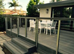 Stainless Steel Cable Fence Diy