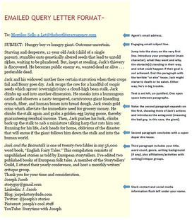 10 best how to write a query letter images on pinterest author picture spiritdancerdesigns Image collections