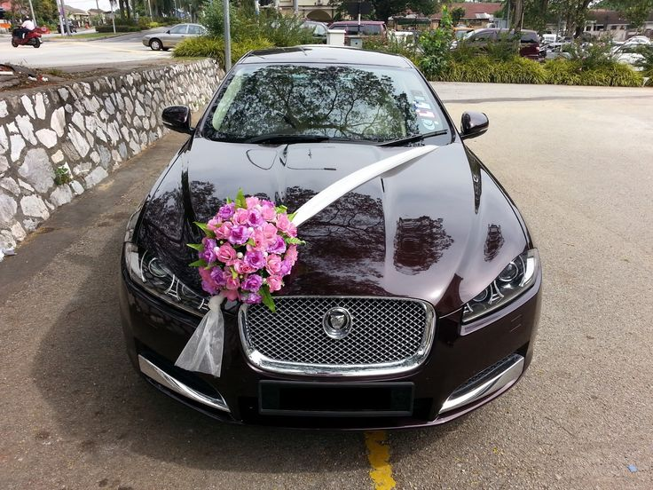 17 best ideas about wedding car decorations on pinterest for Automobile decoration