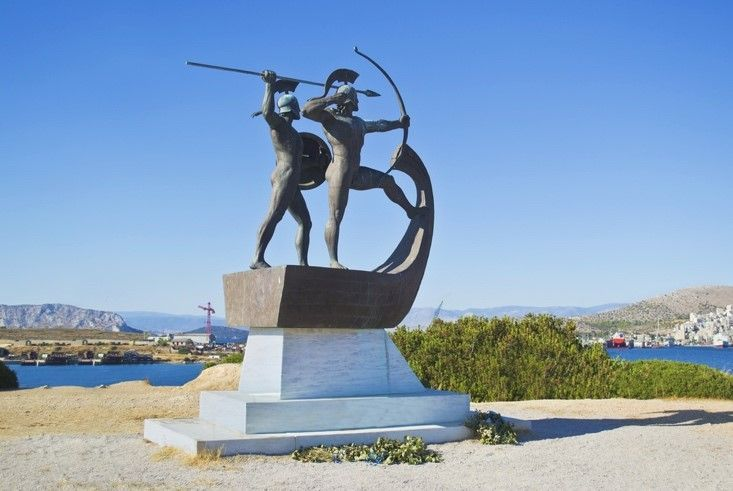 It is believed, by many historians, that the Greek's victory over Persians during the  naval battle is connected with the further development of Ancient Greece, and the expansion of western civilization. Thus, Salamis is considered to be one of the most significant battles in human history!