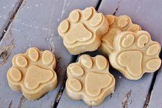 Voici comment faire des gâteries rafraîchissantes pour chiens, saines et simples comme tout à faire, qui plairont assurément à pitou lors des chaudes journées d'été.
