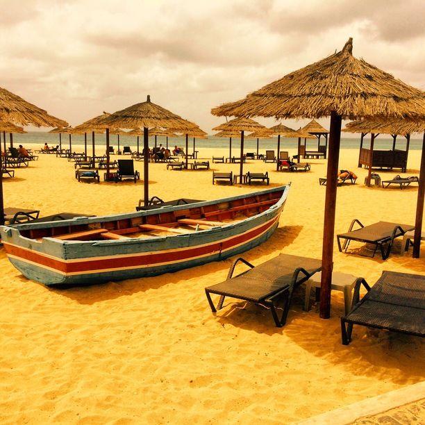 Meliá Tortuga Beach, Sal, Cape Verde - Cape Verde. Sal. Visit soon...