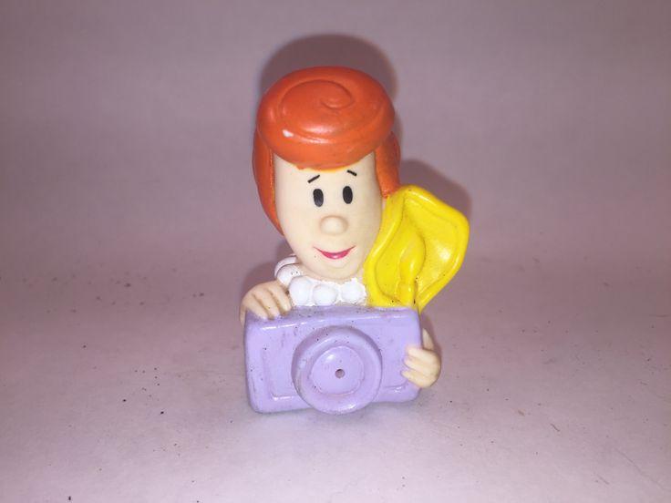 Wilma Flintstone Figure Water Squirter by Thehucksterwagon on Etsy