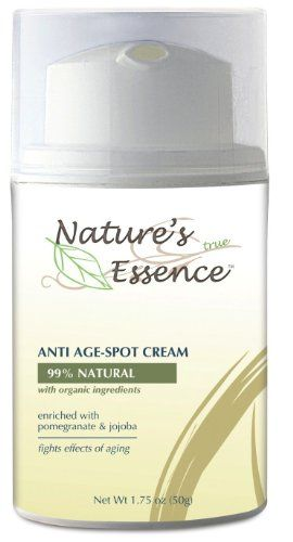 Anti Age Spot Cream – Natural Organic Ayurvedic – Best Skin Care – Age Spot Corrector and Remover that Works on Face and Hands – Get Rid of Dark Spots for Good.