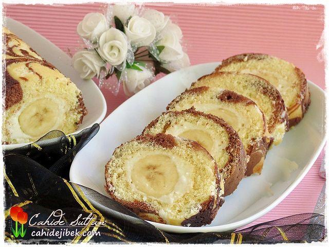 Yaş pastalar ve kekler | Cahide Sultan بسم الله الرحمن الرحيم