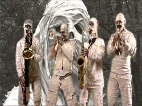 Here Come The Mummies - Single Double Triple (Official Video)