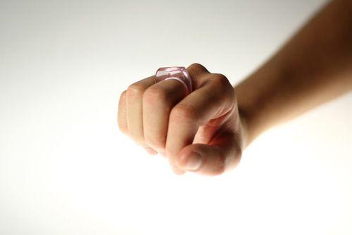 glass ring,   mertlova.com
