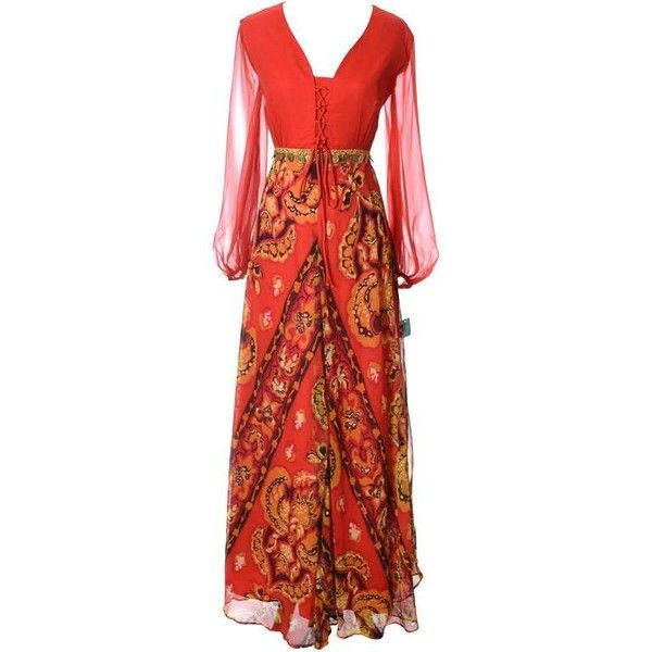 Y a s mount maxi dress polyvore