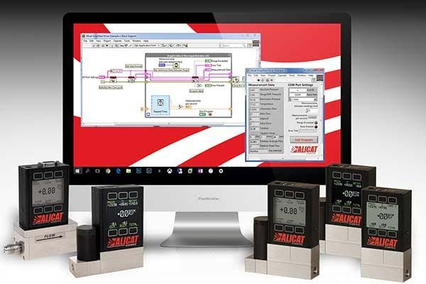 Updated LabVIEW Device Drivers Allow Users to Easily Develop Control Interfaces