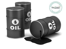 Crude oil futures closed higher in the domestic market on Friday