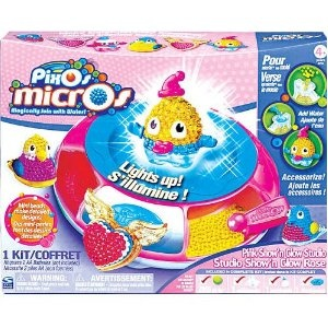 #designer handbagsPixOs Micros Show 'N Glow Studio - Pink (Toy)