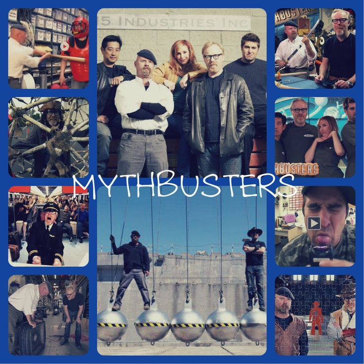 141 best mythbusters images on pinterest ha ha funny stuff and mythbuster moments malvernweather Gallery