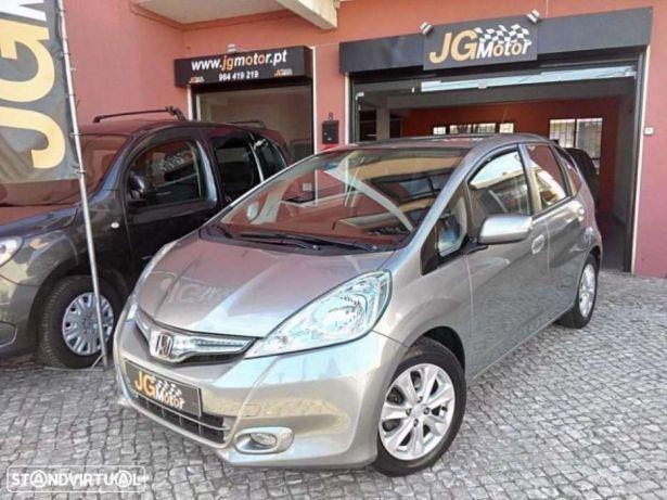Honda Jazz 1.3 IMA i-VTEC Elegance preços usados