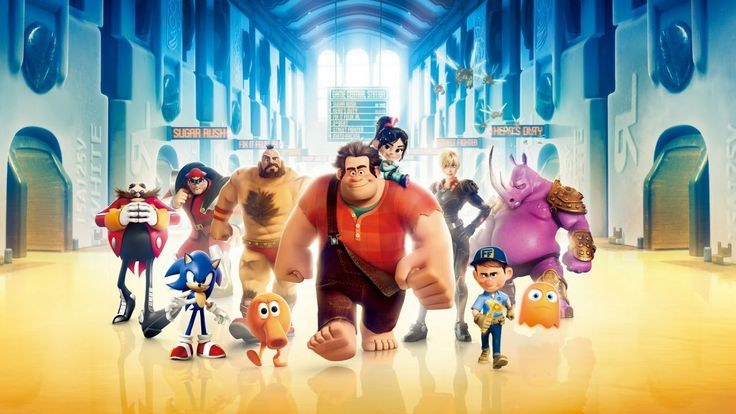 ☬Animation-Movie☬ Watch Wreck-It Ralph Full Movie 2012