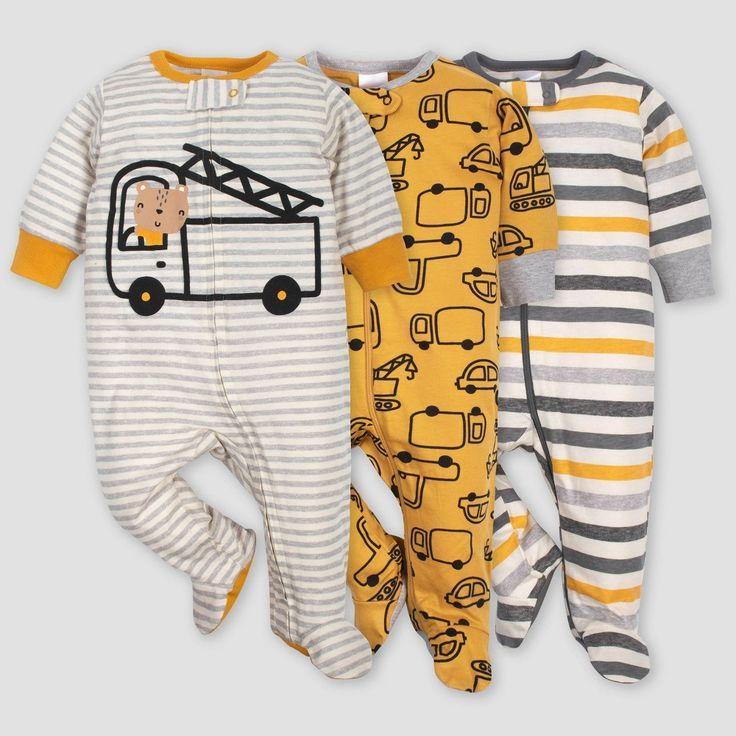 Carters Baby Pajamas Toddlers Baby Pajamas Baby Boy Outfits Boys Sleepwear
