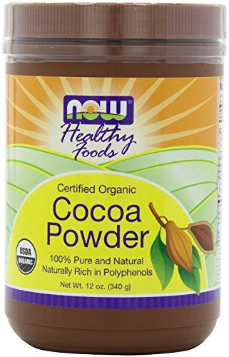 Tanning with cocoa powder?! Yes please!