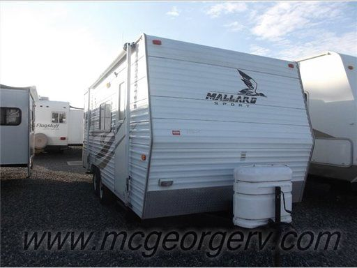 Check out this 2007 Fleetwood Rv Mallard 18 listing in Ashland, VA 23005 on RVtrader.com. It is a  Travel Trailer and is for sale at $4995.