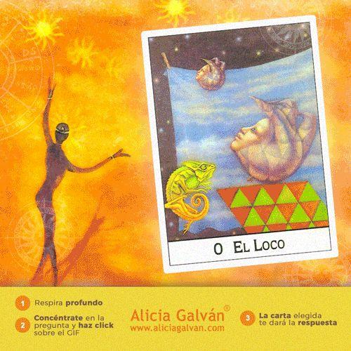 Elige tu carta del día haciendo click sobre el mazo de #Tarot. Luego lee su significado.
