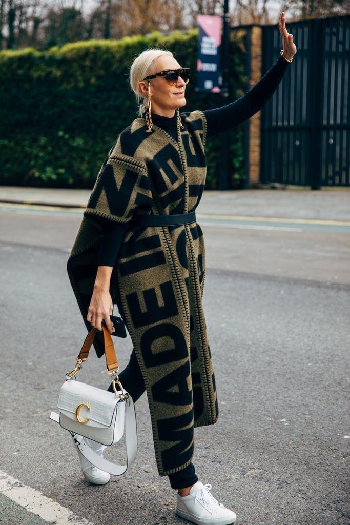 London #Fashion #Week #Street #Style #Fall # 2019 …