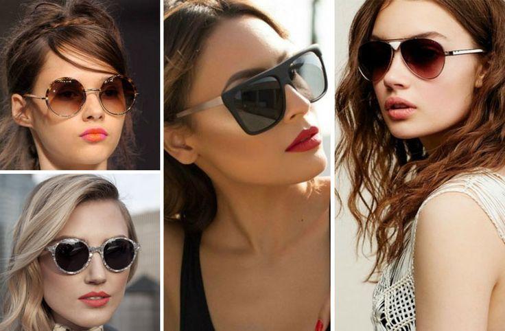 Ποιες είναι οι κορυφαίες τάσεις στα γυαλιά ηλίου για το Καλοκαίρι 2017