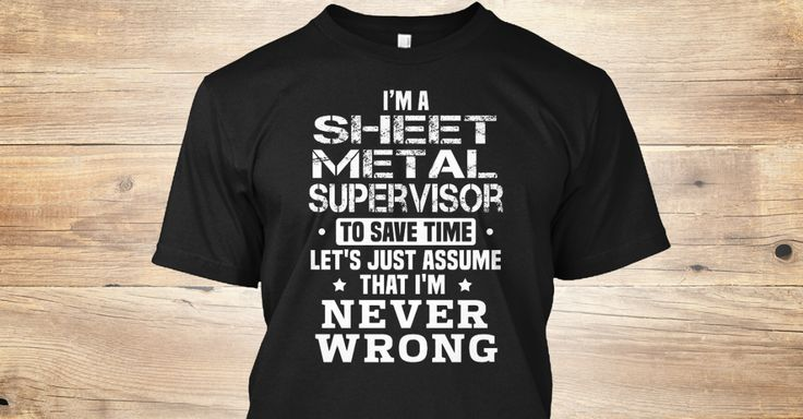 If You Proud Your Job, This Shirt Makes A Great Gift For You And Your Family.  Ugly Sweater  Sheet Metal Supervisor, Xmas  Sheet Metal Supervisor Shirts,  Sheet Metal Supervisor Xmas T Shirts,  Sheet Metal Supervisor Job Shirts,  Sheet Metal Supervisor Tees,  Sheet Metal Supervisor Hoodies,  Sheet Metal Supervisor Ugly Sweaters,  Sheet Metal Supervisor Long Sleeve,  Sheet Metal Supervisor Funny Shirts,  Sheet Metal Supervisor Mama,  Sheet Metal Supervisor Boyfriend,  Sheet Metal Supervisor…