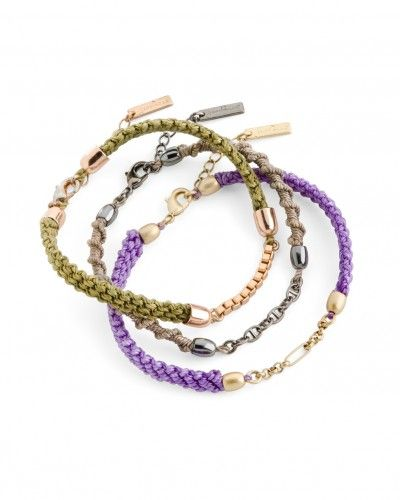 Friendship Bracelets-Our December set is based on a theme of reflection, with grey representing 'serenity', purple meaning 'peace', and green for 'goodwill'.: Jewelmint Jewelry, Arm Candy, Jewelmint Collection, December Friendship, Jewelmint December, Jewelmint Com, Girls Friendship, Jewelmint Friendship, Friendship Bracelets